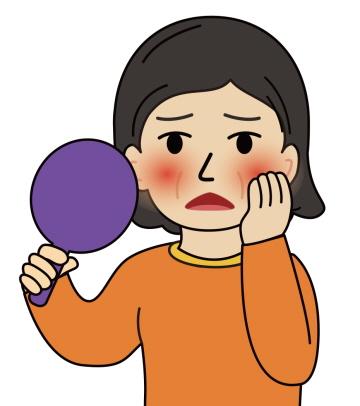 안면홍조를 장기간 방치하면 대인기피증 등 정신적인 문제로 이어질 수 있다.
